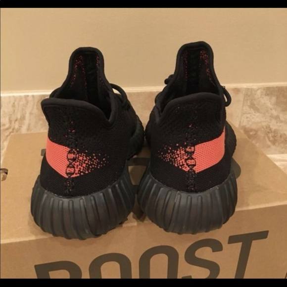 Yeezy Shoes   Yeezy Boost 35 V2 Red