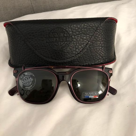 154b4b8efc37 Authentic VUARNET Clip-On Sunglasses