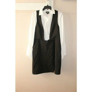 New one piece bell sleeve dress