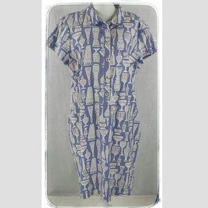 Boden 100% Cotton Dress