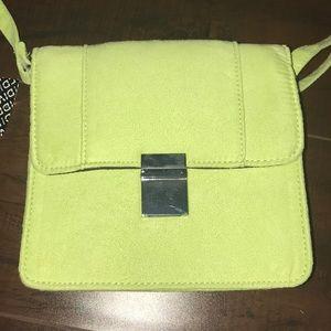 H&M Neon Green Purse Handbag Bag