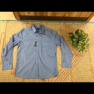 NWT Made by Cam Newton button down shirt size XL