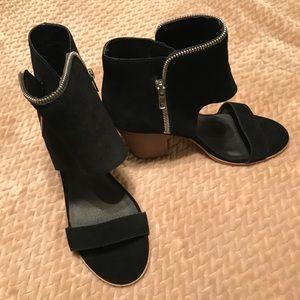 Dolce Vita Black Heels