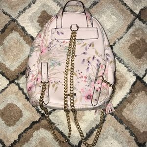 ab8e45e82be Aldo Bags - Acenaria floral print mini backpack