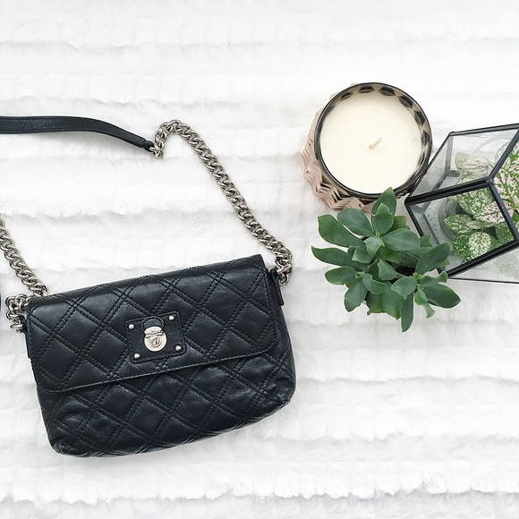 39% off Marc Jacobs Handbags - Marc Jacobs Quilted Single ... : marc jacobs quilted crossbody bag - Adamdwight.com