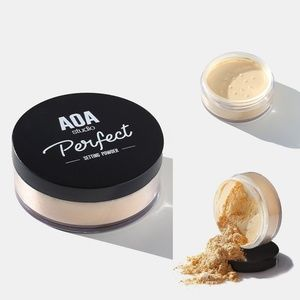 AOA Studio Perfect Setting Powder - Banana