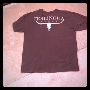 Terlinqua shirt