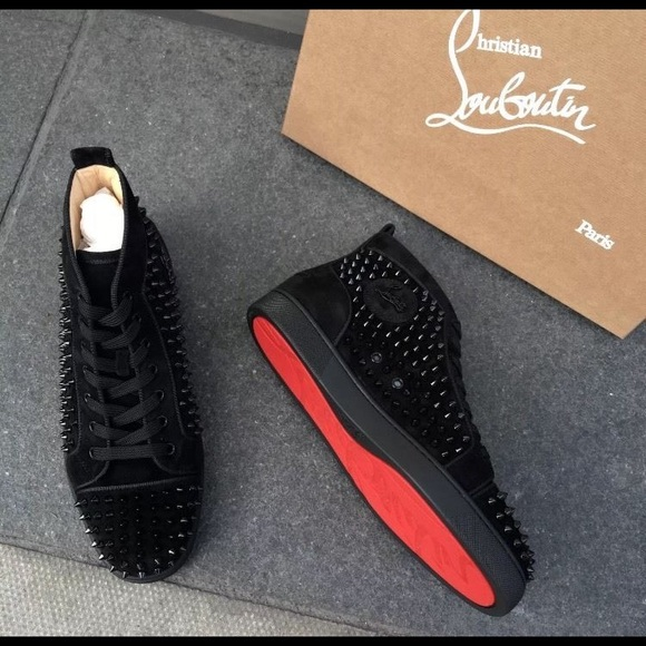 super popular 5e655 7a492 christian louboutin mens NWT