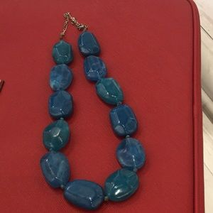 Blue // turqouise necklace