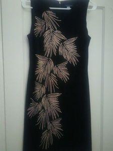 Tommy Hilfiger dress with stud design