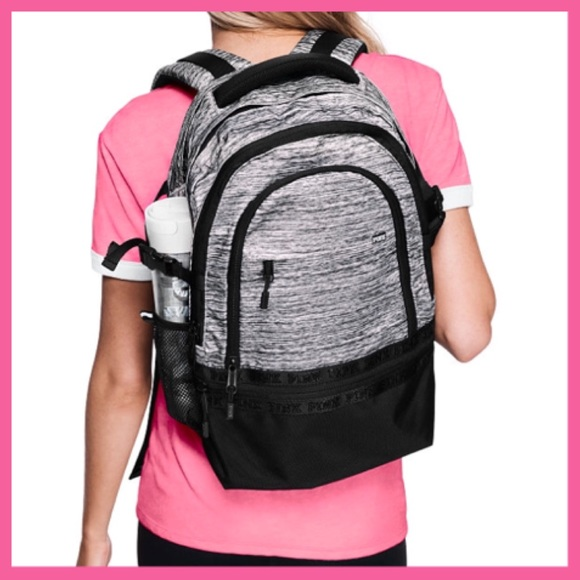 3079ac6bcb5 •Victoria s Secret PINK• Collegiate Backpack