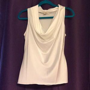 Boston proper white blouse • Never Worn • Size 0