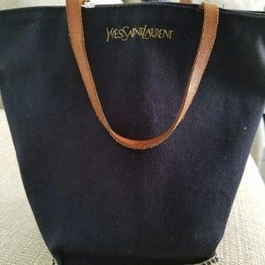 Vintage YSL handbag