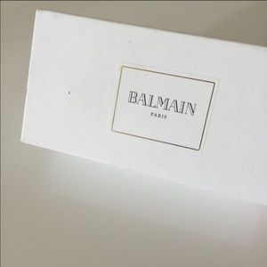 Balmain Sunglass Case Box