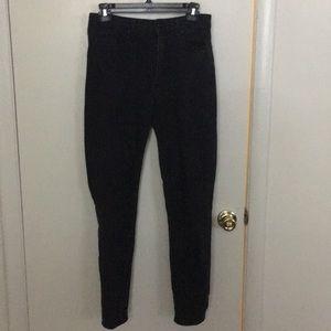 Articles of society dark grey/light black jeans