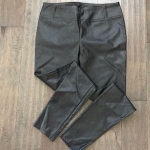 Lauren Conrad Faux Leather Leggings