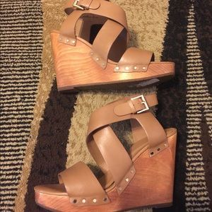 Joie wedges shoes
