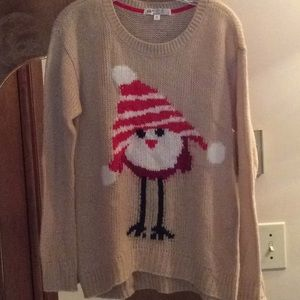 Sweaters - Not so ugly Christmas sweater.