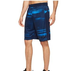 Adidas shorts mens Speed Blue Climalite Training