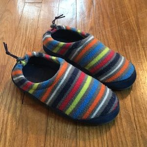 L.L. Bean kids slippers
