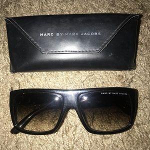 Marc jacobs sunglasses, square