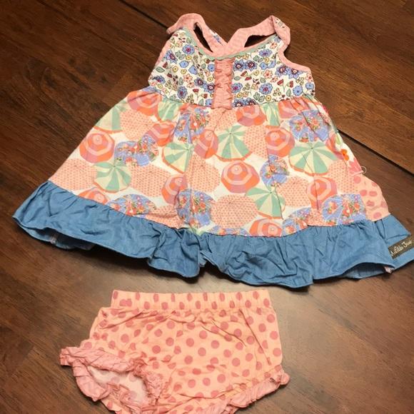 Matilda Jane Pants Sz 3-6 Months New Girls' Clothing (newborn-5t) Baby & Toddler Clothing