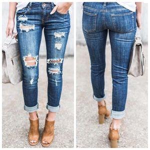 Denim - Chic Skinny Jeans