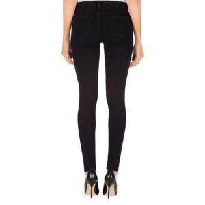 J Brand Black Jeans - Skinny in Shadow