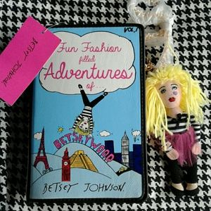 Betsey Johnson Adventure Book Vol. 1