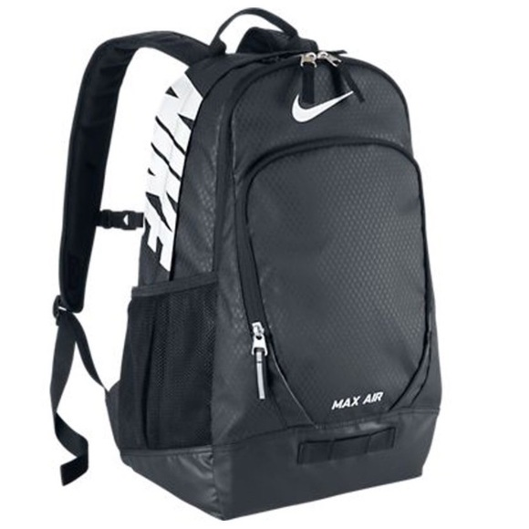 nike air max bag black
