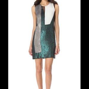 3.1 Phillip Lim sequined dress size 4