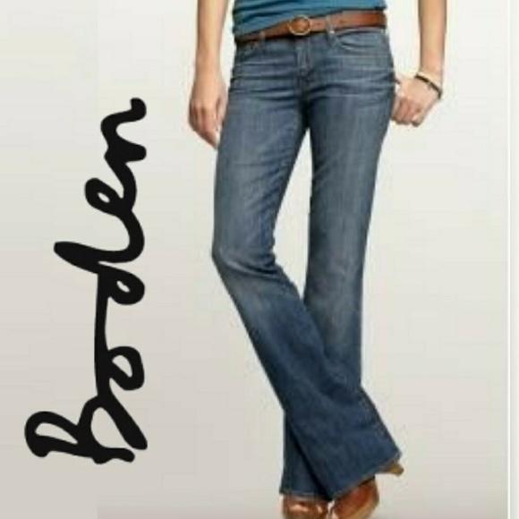 0df1efa123a Boden Denim - Boden Bootcut Jeans