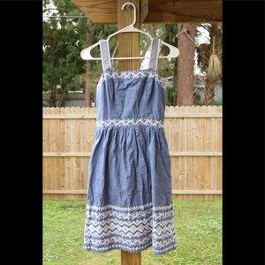 Preppy Jessica Simpson dress