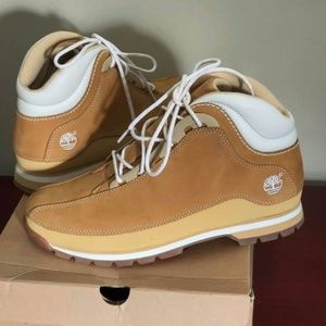 f82ce6088 Timberland Shoes - Timberland Mens Euro Dub Wheat / Ble Boots Leather