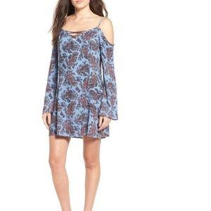 Mimi Chica Cold Shoulder dress
