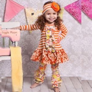 Giggle Moon (girls sz 7) Outfit