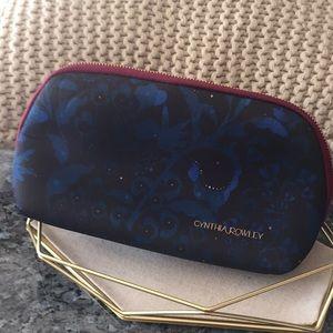 Cynthia Rowley Cosmetic Case - Blue