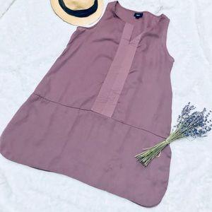 Mossimo Supply Co. Purple Tunic