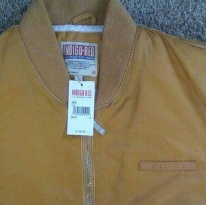 Other - Indego -red jacket