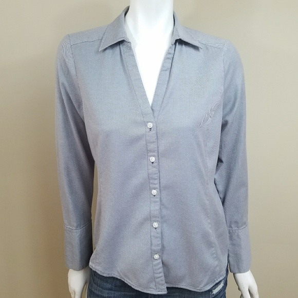 Ann Taylor Tops - Ann Taylor Button Down Shirt