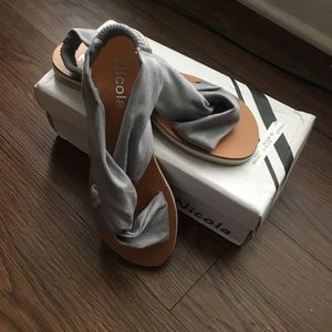 Shoes - NEW in box sandals