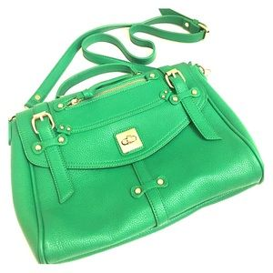 Chic green bag by JustFab
