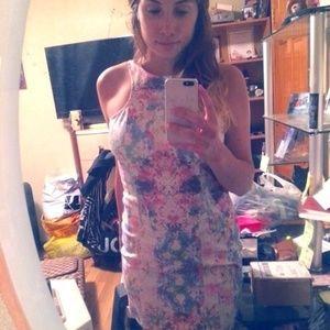 Re:named Watercolor Dress.