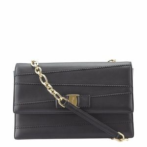 Salvatore Ferragamo Ginny Shoulder Bag (119669)