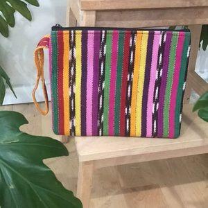 Handbags - Colorful Guatemalan clutch