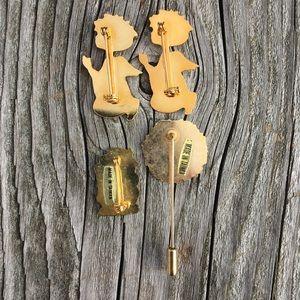 Vintage Jewelry - Vintage Christmas Pin Bundle! VTG!