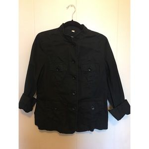 Banana Republic Black Jacket