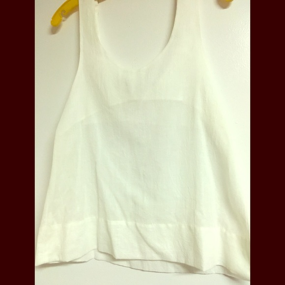 Vintage Tops - Vintage billowy tank top