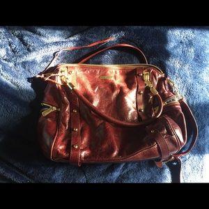 Rebecca Minkoff Red Leather Purse
