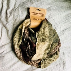 Other - acrylic circle scarf from Scotland